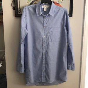 H&M relaxed fit button down